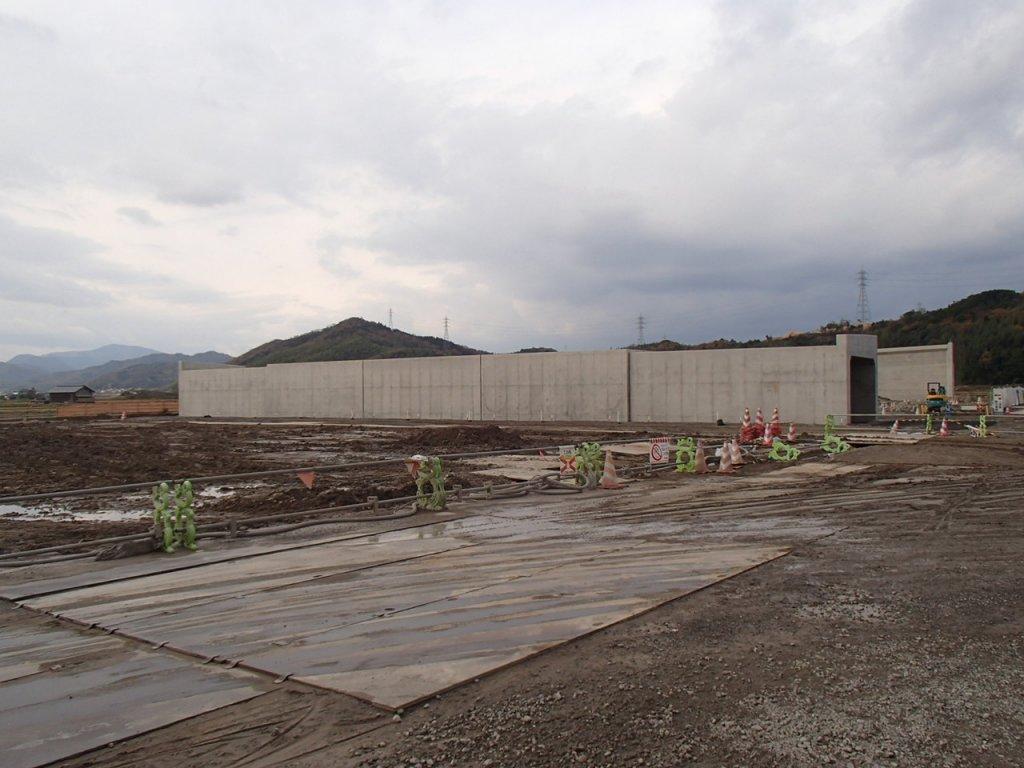 鳥取西道路鳥取西IC第1改良工事