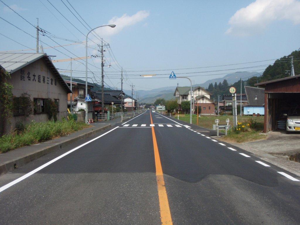 国道53号埴師地区外舗装修繕工事