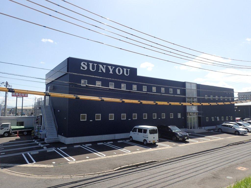株式会社SUNYOU工場増築他工事