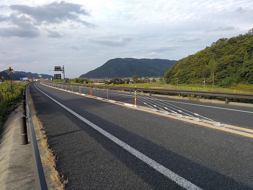 令和2年度鳥取自動車道防護柵設置工事